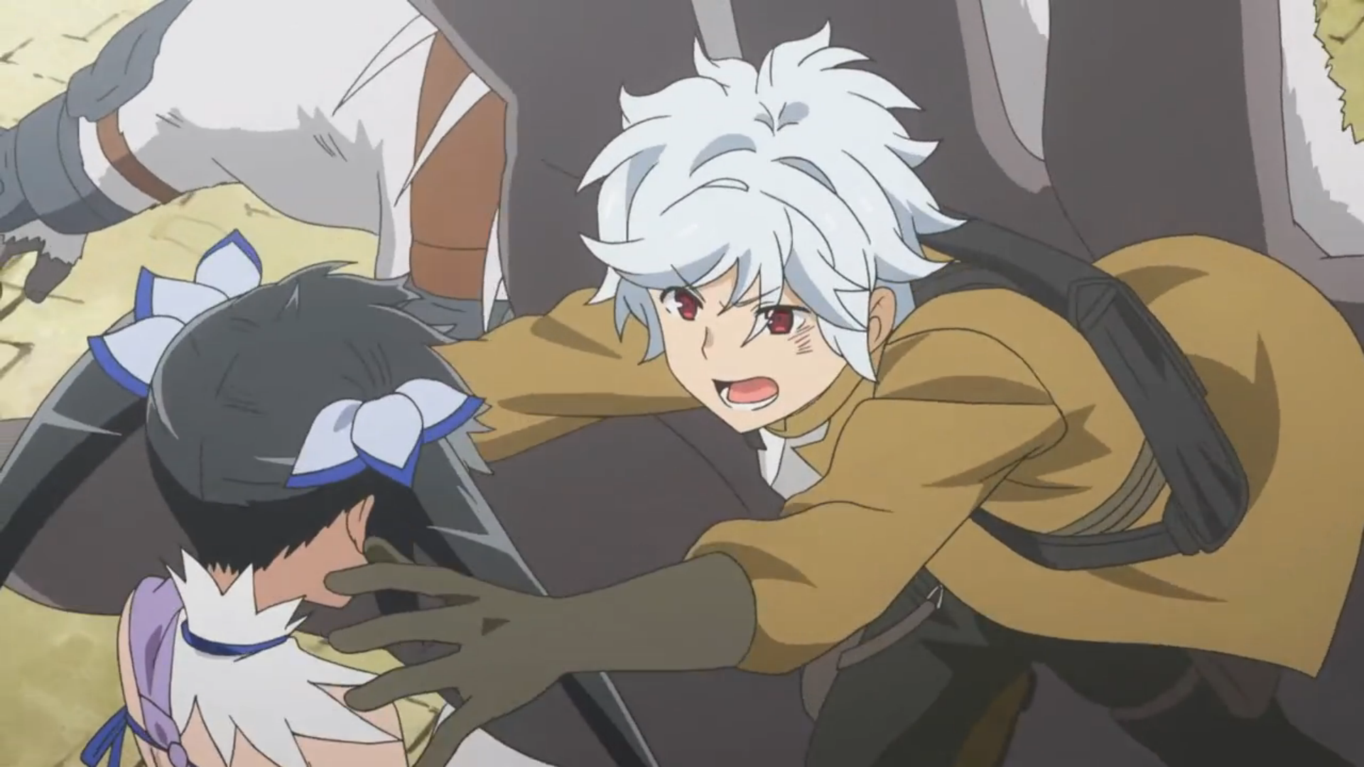 Is It Wrong to Try to Pick Up Girls In A Dungeon? Review – Anime UK News