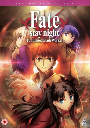 Fate Stay Night Unlimited Blade Works Part 1 Anime Uk News