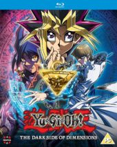 This week's anime releases, feat. Yu-Gi-Oh!, Ghost In The Shell