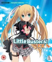 Little Busters Ex Review