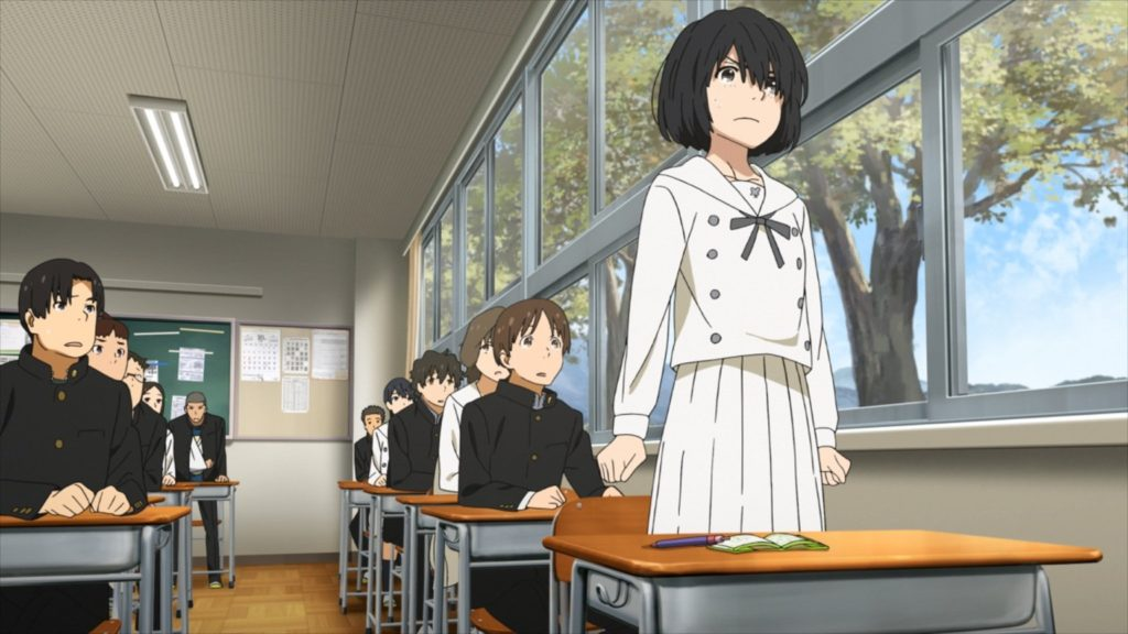 Anthem Of The Heart Review Anime Uk News