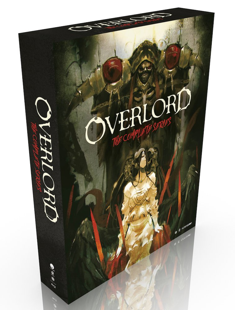 Overlord Complete Season 1 Review – Anime UK News