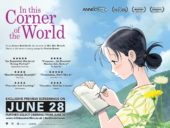 In This Corner of the World showing at Edinburgh International Film Festival