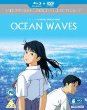 Studio Ghibli's Ocean Waves set for UK Blu-ray release on July 10