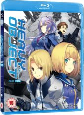 Heavy Object Part 2 Review