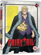 Fairy Tail Collection 18 Review