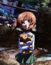 Girls und Panzer der Film Now Streaming on Netflix