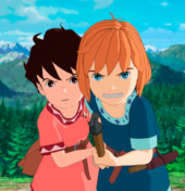 Studio Ghibli & Polygon Pictures' Ronja the Robber's Daughter is coming to Blu-ray