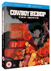 Cowboy Bebop: The Movie Review