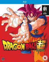 Dragon Ball Super – Part 1 Review