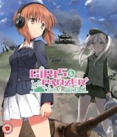Girls und Panzer der Film Review