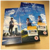 Anime Limited Announces Exclusive Your Name Promotion for Sainsbury's