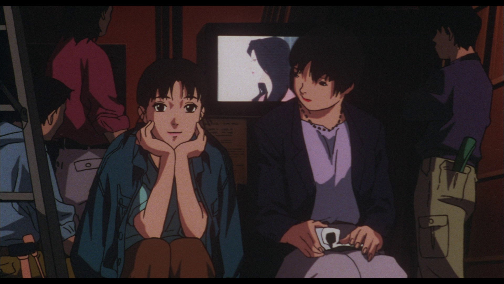 Satoshi Kons Perfect Blue 20th Anniversary Uk Theatrical Release
