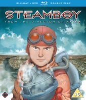 Steamboy Review