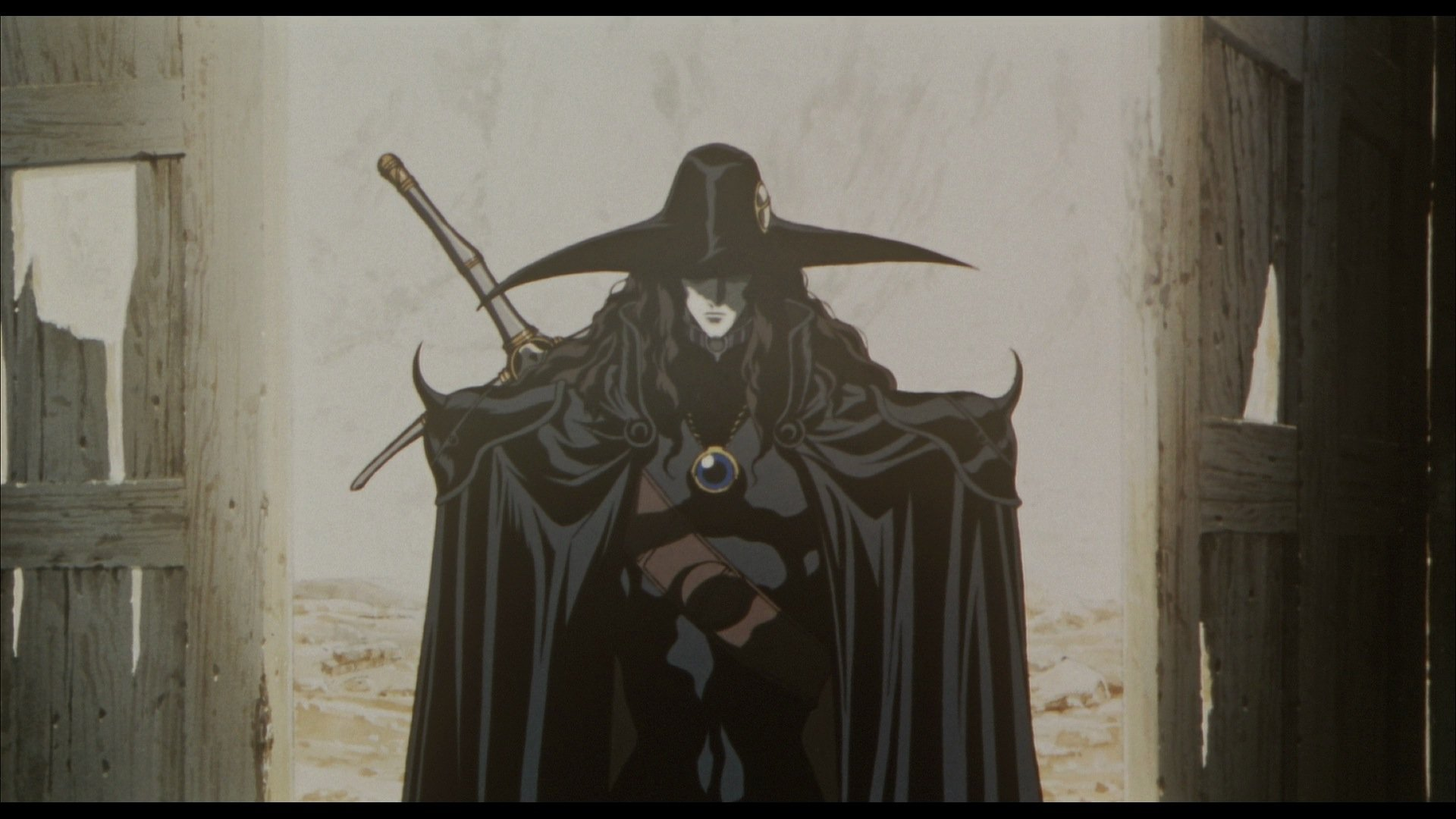 Anime Limited Resurrects Vampire Hunter D Bloodlust Back To The