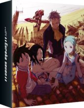 Eureka Seven Review