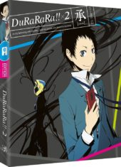 Durarara x2 Shou (Episodes 1-12) Review