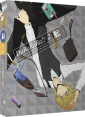 Durarara!! x2 Ten (Episodes 13-24) Review