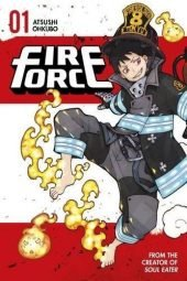 Fire Force Volume 1 Review