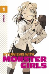 Interviews with Monster Girls – Volume 1 Review