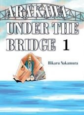 Arakawa Under the Bridge Vol. 1 Review