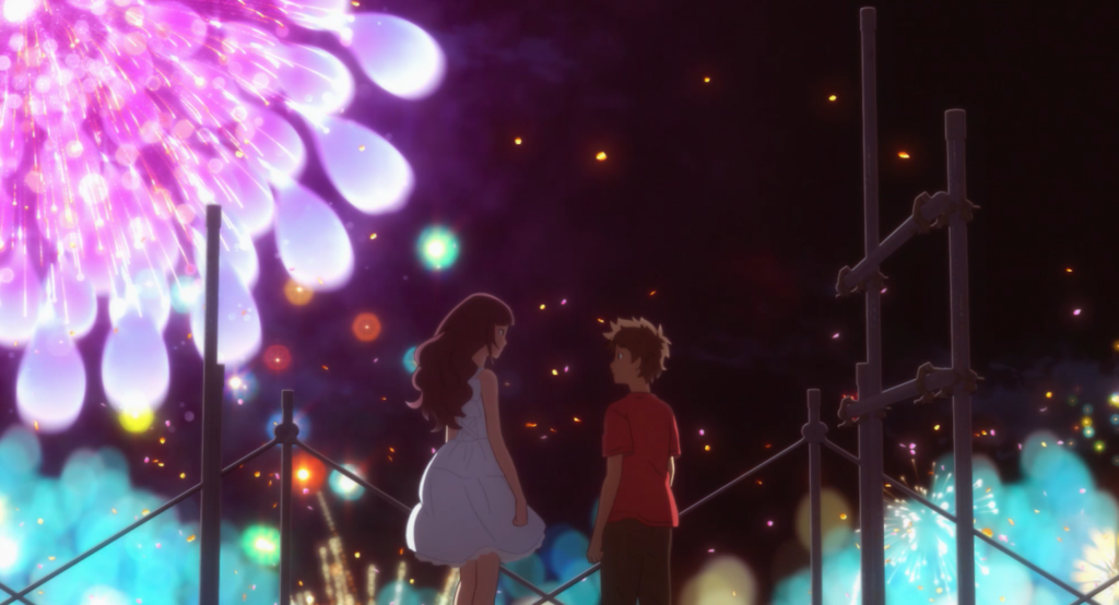 Fireworks Is In Cinemas 15th November By Anime Limited Purchase Your Tickets Here