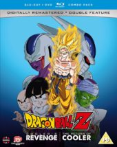Dragon Ball Z Movie Collection Three Review