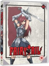 Fairy Tail Collection 21 Review