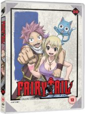 Fairy Tail Part 20 Review