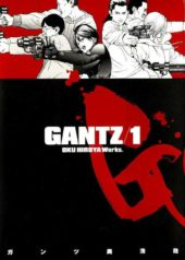 Dark Horse to re-release Gantz manga in Omnibus format starting 2018