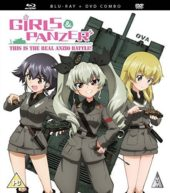 Girls und Panzer: This is the Real Anzio Battle! Review