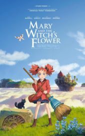Mary and the Witch's Flower Preview Screenings Open 10th April