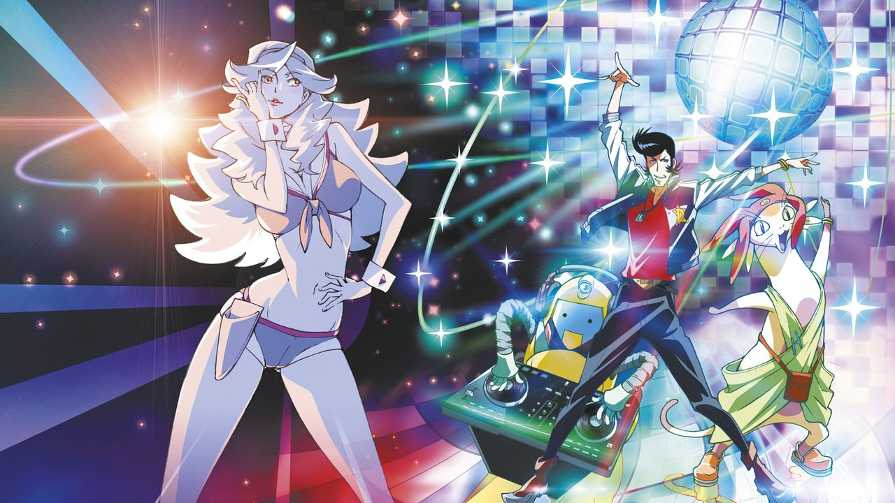 space dandy returns to netflix anime uk news