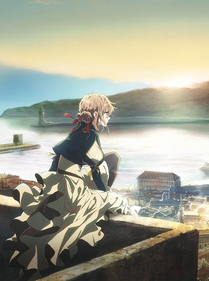 Violet evergarden hits netflix exclusively on 11th january updated you might also like stopboris Image collections
