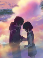 Your Name Now Streaming on Amazon Prime for UK & Ireland
