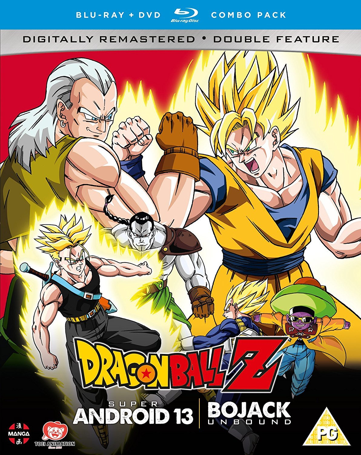 Dragon Ball Z Movie Collection Four Review Anime Uk News