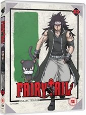 Fairy Tail Collection 22 Review