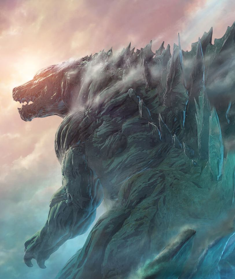 Anime On Netflix 2018: Godzilla: Planet Of The Monsters Rampages Onto Netflix
