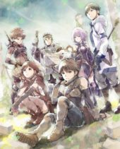 Anime Limited Reveal 'Grimgar: Ashes and Illusions' UK Home Video Details