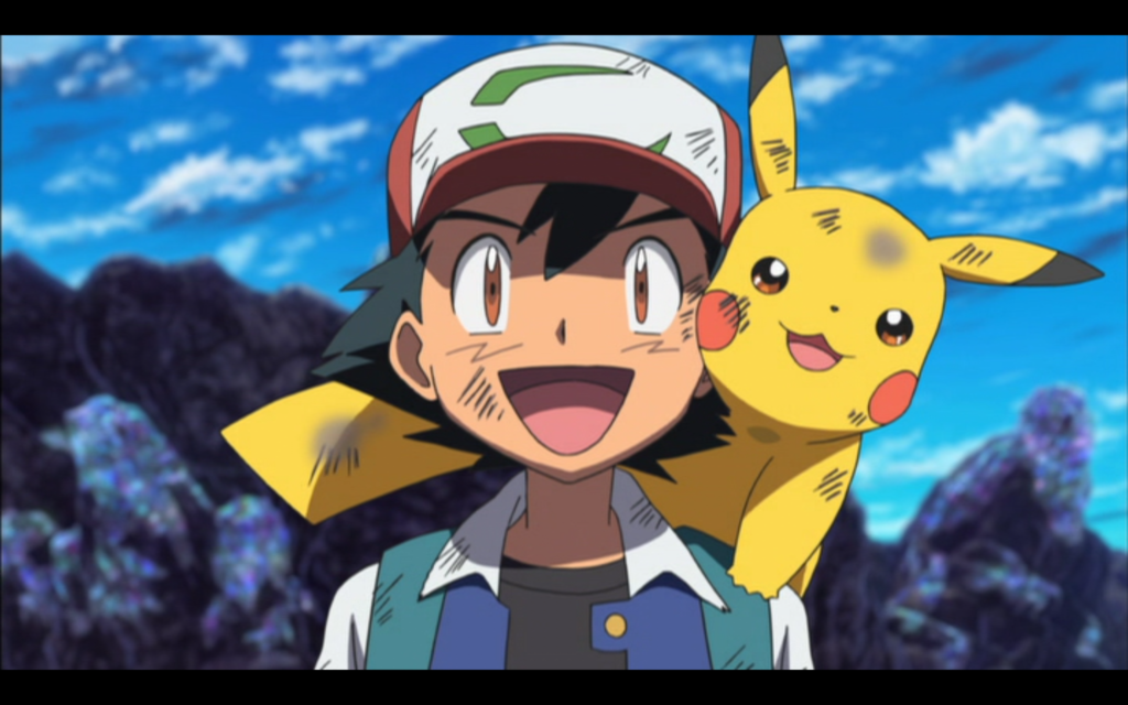 Pokemon The Movie I Choose You Dvd Review Anime Uk News
