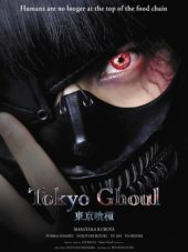 Live-Action 'Tokyo Ghoul' Film UK Theatrical Locations Revealed