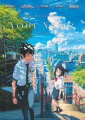 Anime Limited Issues Your Name Blu-ray Replacement Scheme Update