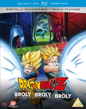 Dragon Ball Z – Movie Collection Five Review