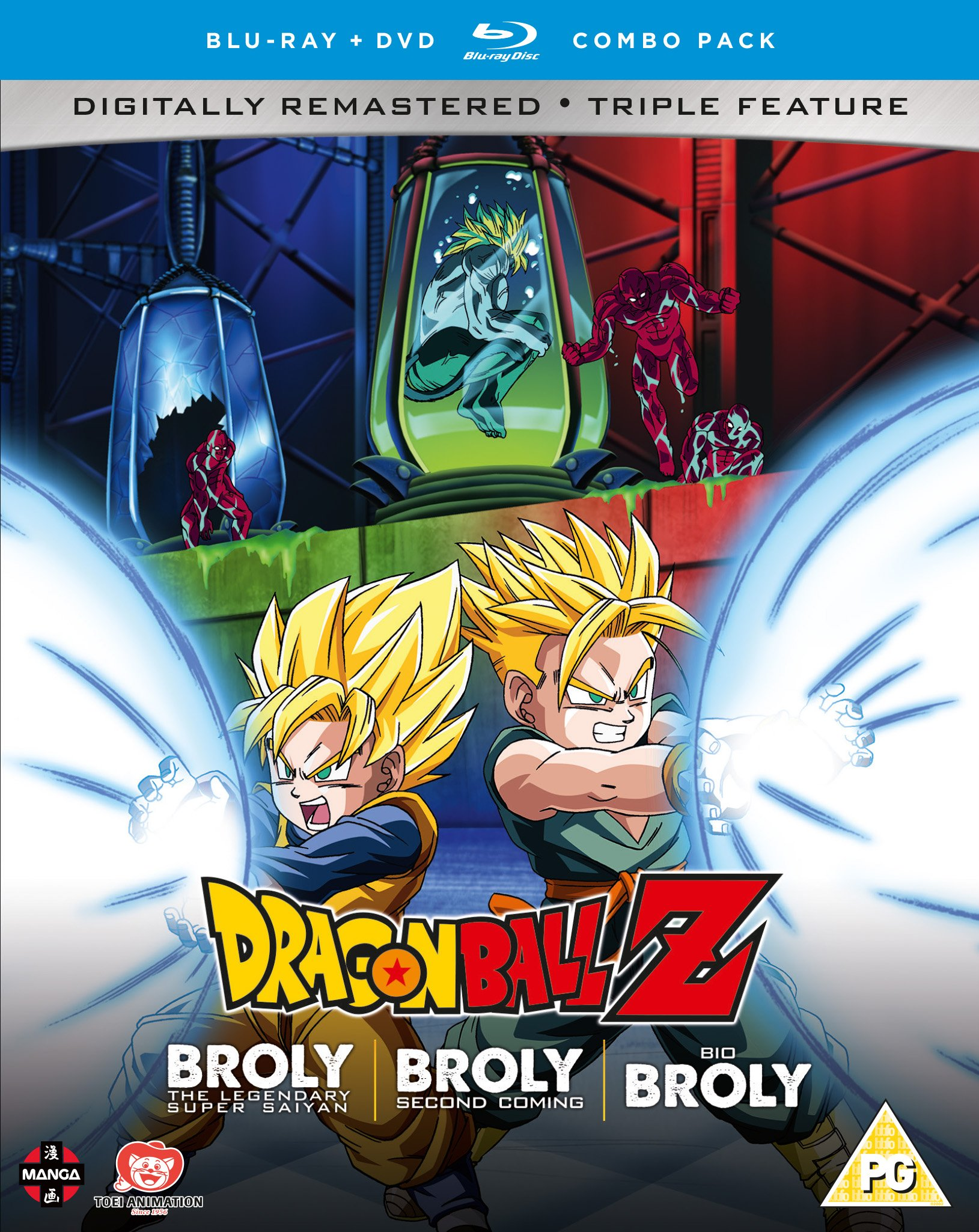 Dragon Ball Z Movie Collection Five Review Anime Uk News