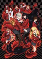 Kakegurui Episodes 1 – 12 Review (Streaming)
