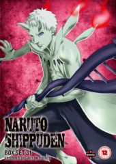 Naruto Shippuden Box Set 31 Review