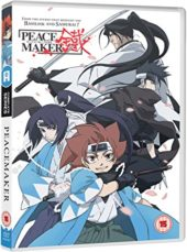 Peacemaker Kurogane Review