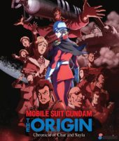 Anime Limited to release Mobile Suit Gundam: The Origin I-IV for the UK