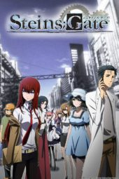 Steins;Gate is Now Streaming on Netflix UK