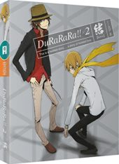 Durarara!! x2 Ketsu (Episodes 25-36) Review